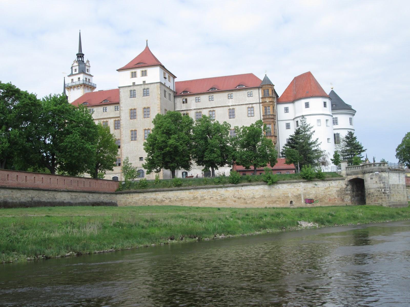 Plavba 3.5.2018 Muhlberg-Elster