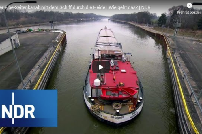 Elbe-Seitenkanal  (DE jazyk)