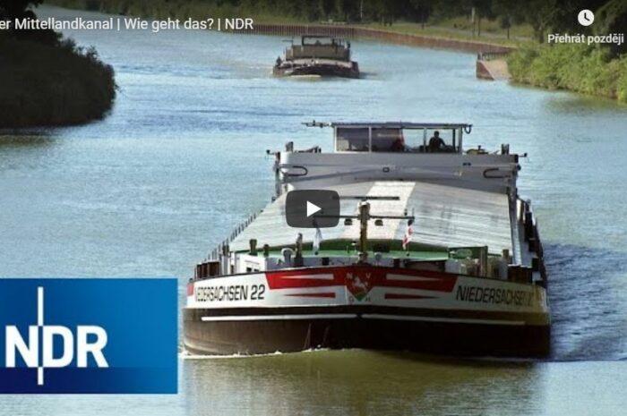 Mittellandkanal  (DE jazyk)
