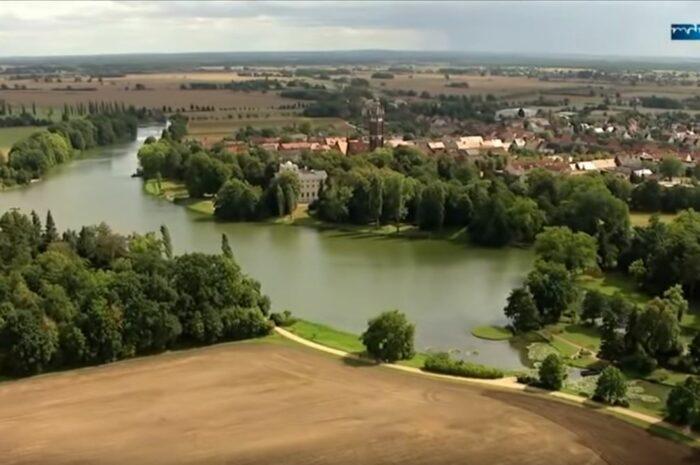 Die Elbe von oben (DE-jazyk)