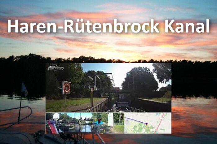Haren-Rütenbrock Kanal
