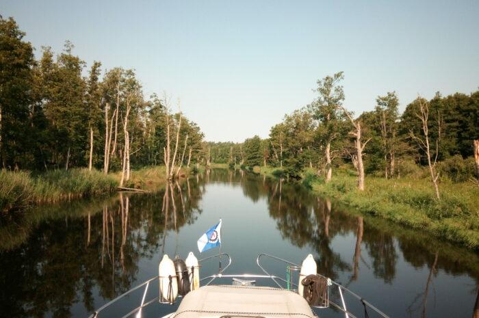 Plavba 10.08.2020 – Reka Peene