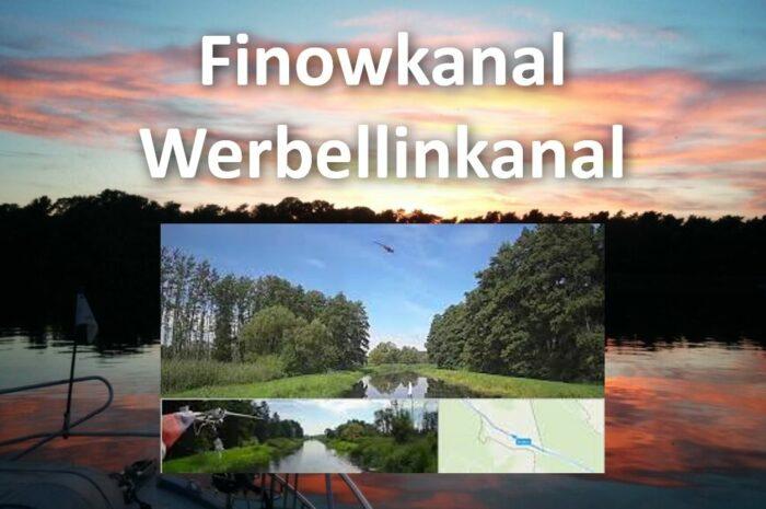 Finowkanal a Werbellinkanal